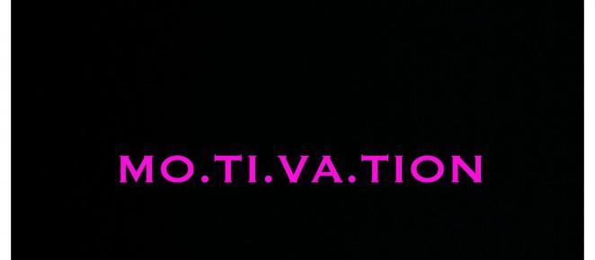 Hitta din motivation