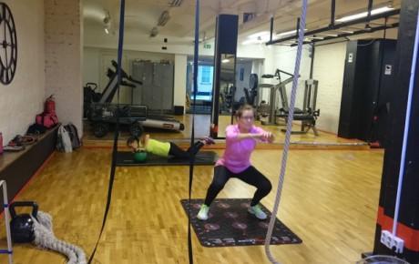 Veckans övning: Squat på plattformen Procedos